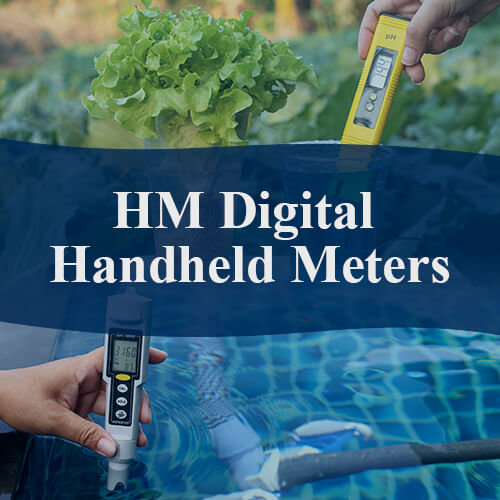 HM Digital Handheld Water Testers